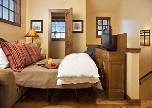 Landing - Shooting Star Cabin - Luxury Villa - Teton Village, WY