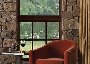 Great Room - Shooting Star Cabin - Luxury Rental - Teton Village