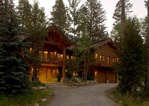Exterior - Catamount - Teton Village Luxury Vacation Cabin