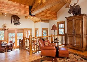 Landing - Catamount - Teton Village Luxury Vacation Cabin