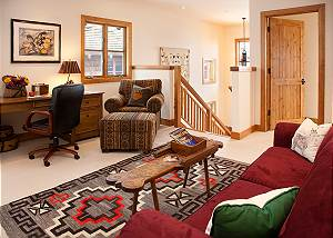 Landing - Granite Ridge Lodge - Luxury Teton Village Cabin
