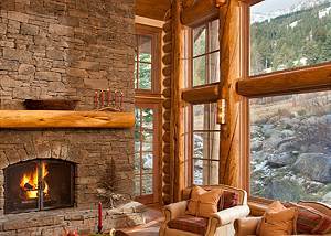 Great Room - Slopeside Apres Vous - Ski in/Ski out Teton Village