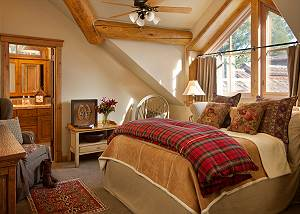 Guest Bed 1 - Slopeside Apres Vous - Ski in/Ski out Teton Villag