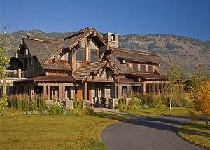 Exterior - Big Sky - Jackson Hole, WY Luxury Vacation Rental