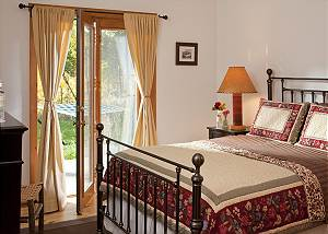 Guest Bed 2 - Overlook - Luxury Vacation Rental - Jackson Hole