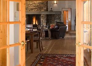 Entry - Overlook - Luxury Vacation Villa Rental Jackson Hole