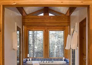 Master Bath - Overlook - Luxury Vacation Rental - Jackson Hole