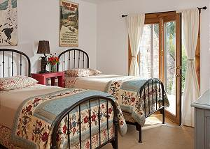 Guest Bed 3 - Overlook - Luxury Vacation Rental - Jackson Hole