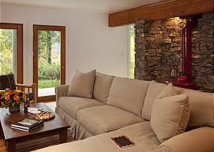 Media Room - Overlook - Luxury Vacation Rental - Jackson Hole