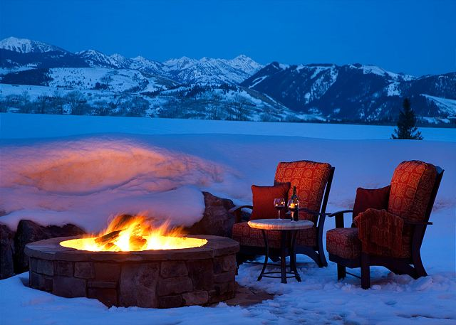 View - Phillips Ridge - Private Luxury Retreat Jackson Hole, WY