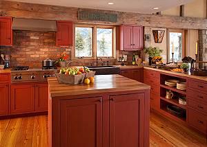 Kitchen - Prarie