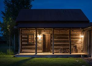Guest House - Luxury Private Villa Rental - Jackson Hole, WY