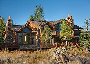Exterior - Riversong Lodge -Luxury  Rental Jackson Hole, WY