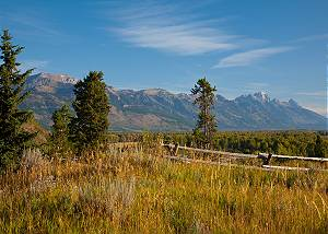 Teton Views - Riversong Lodge - Luxury  Rental Jackson Hole, WY