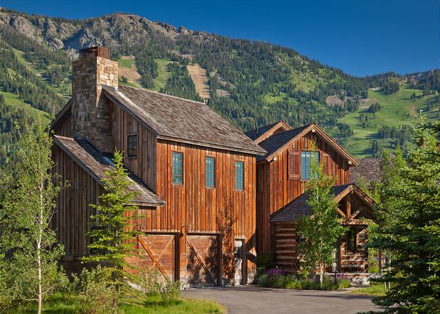 Exterior - Shooting Star Cabin - Luxury Villa -Teton Village