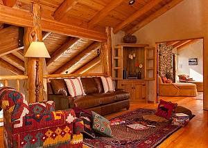Landing - Home on the Range - Jackson Hole Luxury Rental