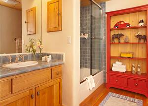 Full Bath - Home on the Range - Jackson Hole Luxury Cabin