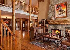 Great Room - Shoshone Lodge - Luxury Villa - Jackson Hole, WY