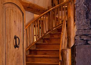 Entry - Shoshone Lodge - Luxury Rental Villa - Jackson Hole, WY