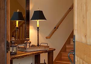 Entryway - Granite Ridge Lodge - Luxury Teton Village Cabin