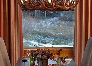 Dining Area - Granite Ridge Lodge - Luxury Teton Village Cabin