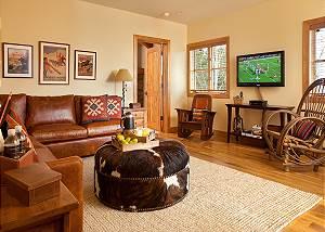 Landing - Granite Ridge Lodge - Luxury Teton Village Cabin
