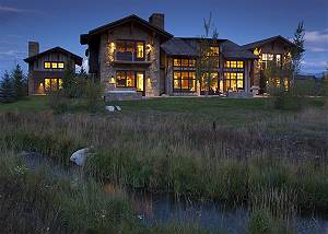 Exterior - Canyonland - Teton Village Luxury Vacation Villa Rent