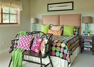 Guest Bed 2 - Canyonland - Teton Village Luxury Vacation Villa