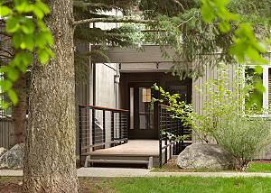 Exterior - Snow Ridge - Luxury Private Villa Rental - Teton Vill