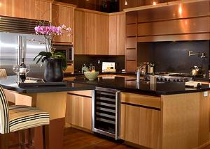 Kitchen - Ranchview Lodge - Luxury Villa Rental - Jackson Hole