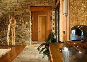 Entry - Ranchview Lodge - Luxury Vacation Villa Rental - Jackson