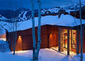 Entry - Ranchview Lodge - Luxury Villa Rental - Jackson Hole, WY