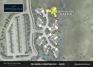Area Map - Shooting Star Cabin - Luxury Villa  - Teton Village,