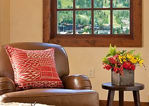 Decor - Shooting Star Cabin - Luxury Villa Rental - Teton Villag