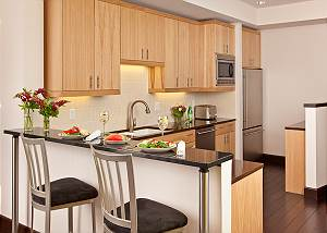 Kitchen - Pearl at Jackson - Luxury Residence Jackson Hole