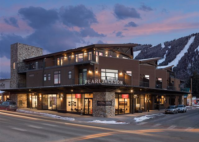 Pearl at Jackson - Luxury Residence Rental - Jackson Hole