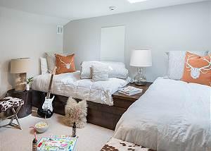 Loft -  Pines Garden -Jackson, WY Luxury Vacation Cottage