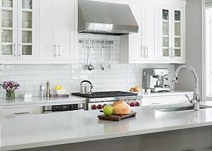 Kitchen - Pines Garden - Jackson, WY Luxury Vacation Cottage