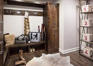 Mud Room - Pines Garden - Jackson Luxury Vacation Cottage