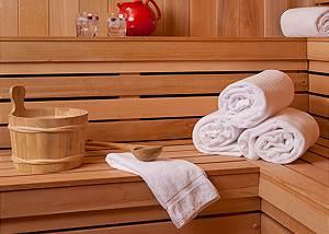 Sauna - Spirit Dance - Jackson Hole, WY -  Luxury Villa Rental