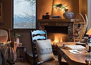 Office - Spirit Dance - Jackson Hole, WY -  Luxury Villa Rental