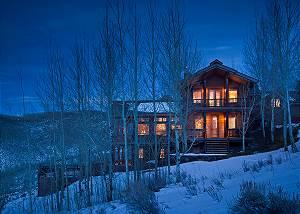 Exterior - Spirit Dance - Jackson Hole, WY -  Luxury Villa Renta