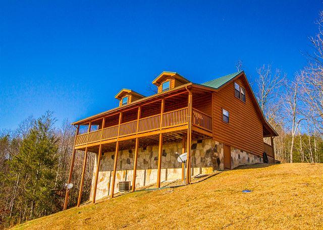 Gatlinburg, TN United States - KEEN EYE VIEW | Cobbly Nob Rentals