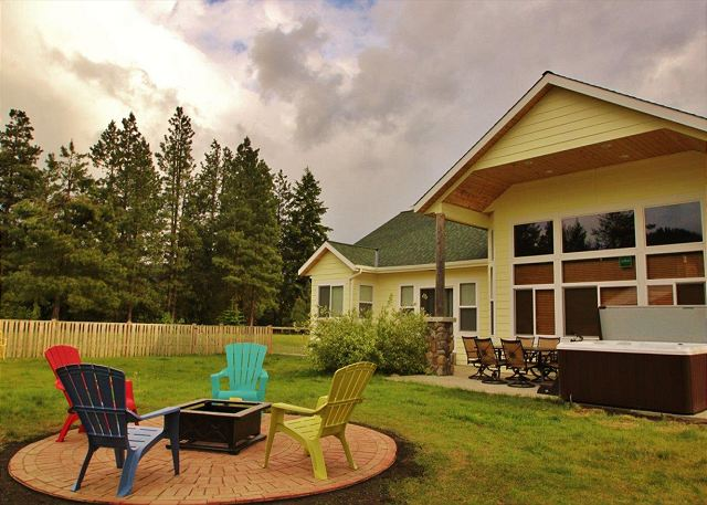 Leavenworth cabin rentals nw comfy cabins vacation rentals for Leavenworth cabin rentals
