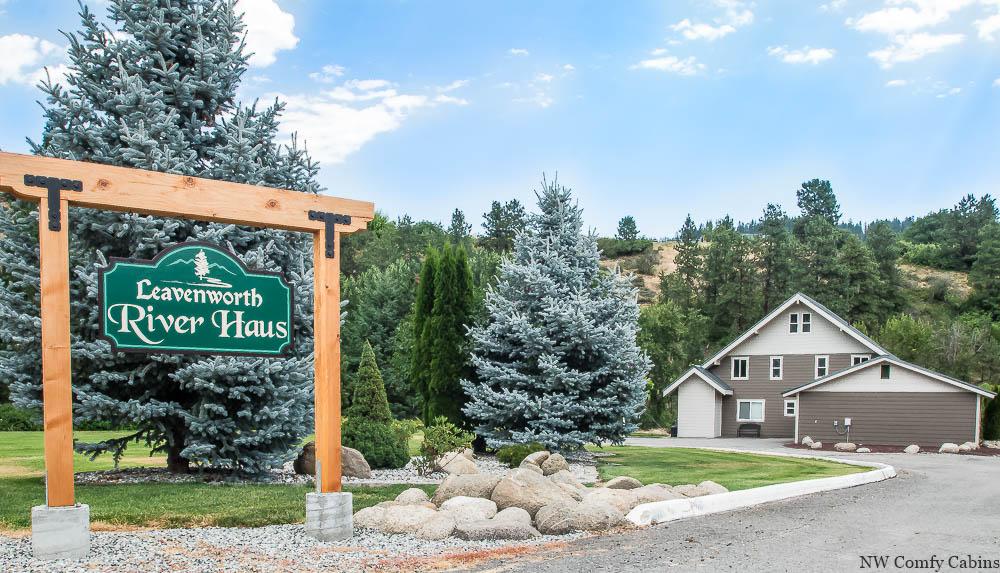 Leavenworth River Haus Nw Comfy Cabins Vacation Rentals
