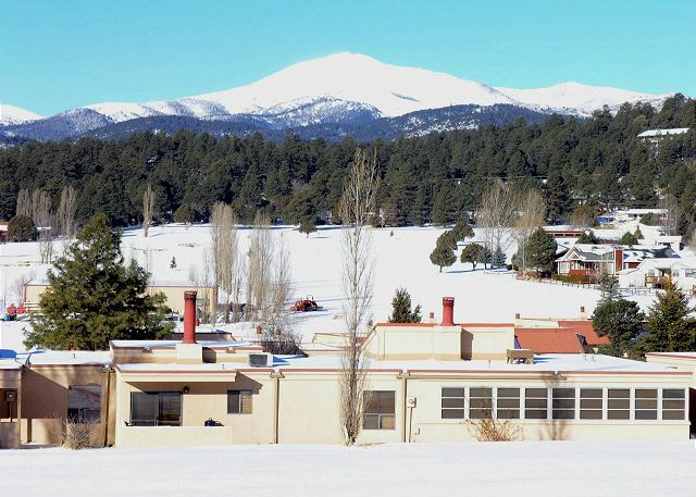 Ruidoso (NM) United States  city photos gallery : Ruidoso, NM United States Aspen Run Condo #3B | Ruidoso Reservations