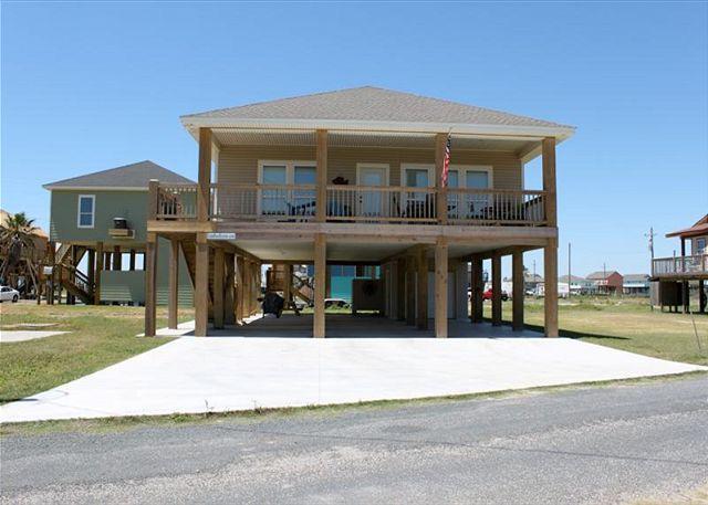 Boyd S Beach House Exterior View