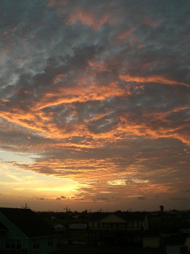 Hope's Heaven Panoramic Sunrise View