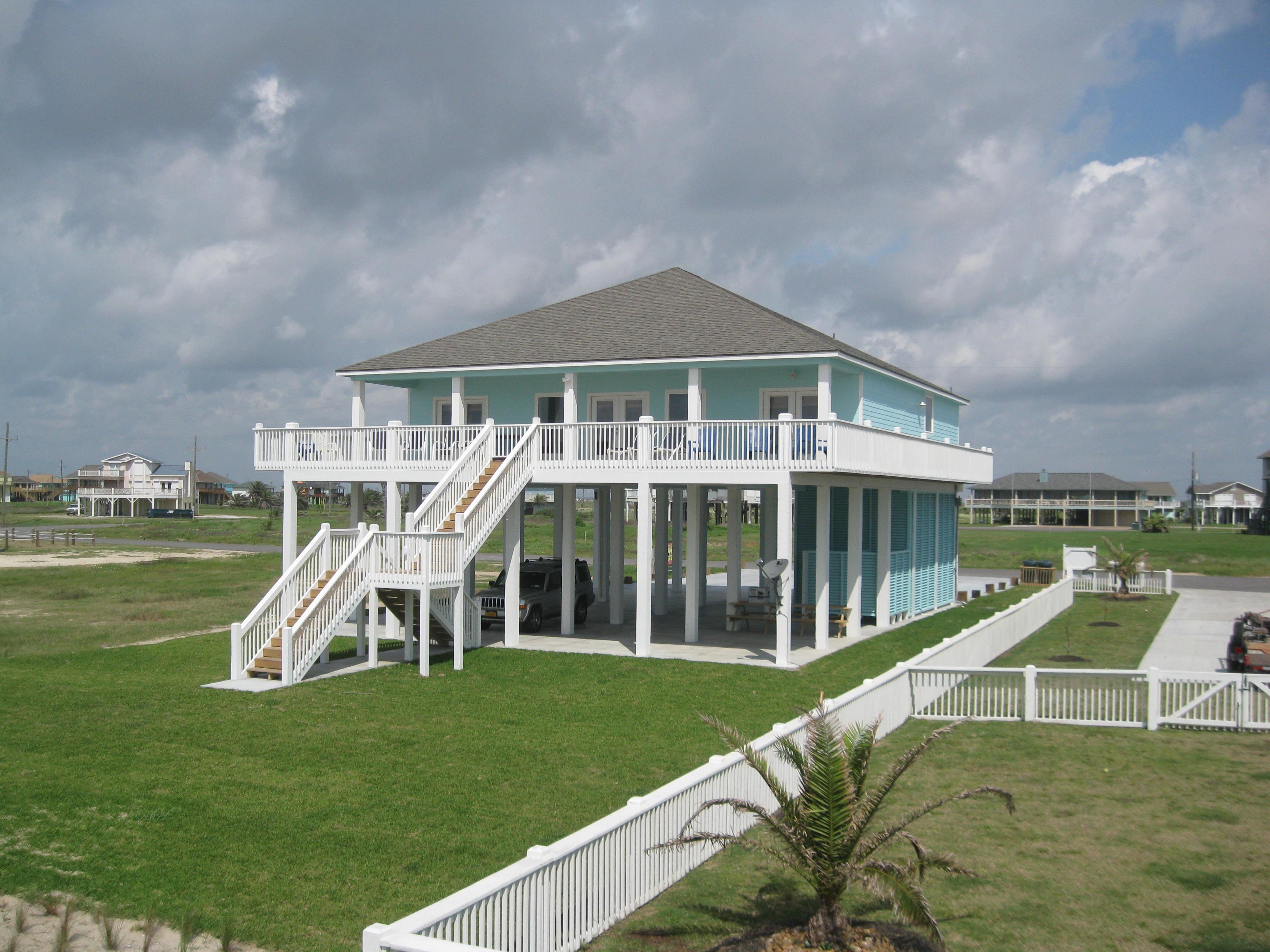 Copa Exterior View