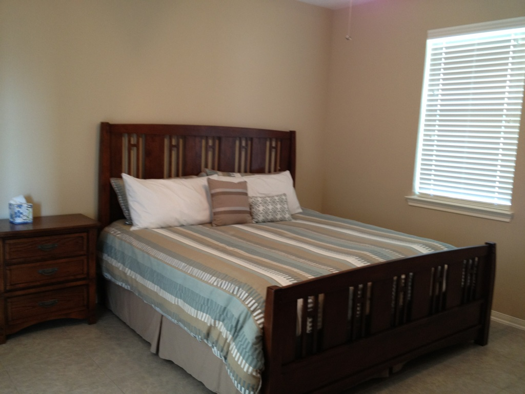 Janie's Master Bedroom